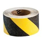 เทปกันลื่น สีเหลือง-ดำ กว้าง 2 นิ้ว x ยาว 5 เมตร