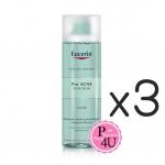 (ซื้อ3 ราคาพิเศษ) EUCERIN Pro Acne Solution Toner 200mL ผลิตภัณฑ์เช็ดทำความสะอาดผิวหน้า เพื่อลดปัญหาสิว ปรับสมดุลผิว