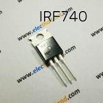 T203: IRF740 N-CHANNEL 400V/7A TO-220