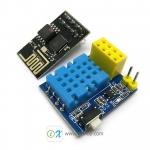 ESP01 DHT11 Temperature Humidity Sensor Module + ESP8266 ESP01