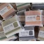 สบู่น้ำมันมะพร้าวสกัดเย็น/Pure Coconut Oil Bar Soap