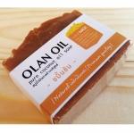 สบู่น้ำมันมะพร้าวสกัดเย็น - ขมิ้นชัน/ Pure Coconut Oil Soap