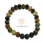 หยก 5 สี 8 มม./Jade (5 color) 8 mm.