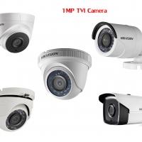 1MP TVI Camera
