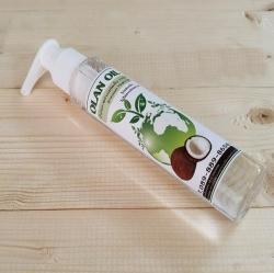 น้ำมันมะพร้าวสกัดเย็น พร้อมชุดหัวปั้ม 100% Virgin Coconut Oil 100 ml
