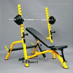 Rack Press แร็คฝึกกล้ามเนื้อ รุ่นใหม่