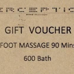 Foot Massage 90 mins
