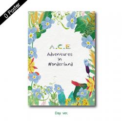 "[PRE-ORDER] A.C.E - Repackage Album ""A.C.E ADVENTURES IN WONDERLAND"" (Day Ver.)"