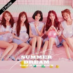 """[PRE-ORDER] ELRIS - 3rd Mini Album """"SUMMER DREAM"""""""