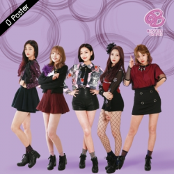 """[PRE-ORDER] BUSTERS - 2nd Single Album """"GRAPES"""""""