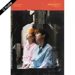 """[PRE-ORDER] WOO JIN YOUNG X KIM HYUN SOO - Special Mini Album """"PRESENT"""""""
