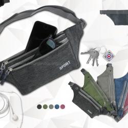 กระเป๋าคาดเอว Sport ผ้าไนลอน