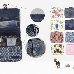 กระเป๋าจัดระเบียบอาบน้ำ travel bag