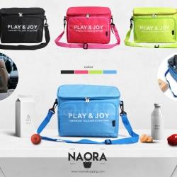 กระเป๋าอเนกประสงค์เก็บอุณหภูมิ PLAY & JOY
