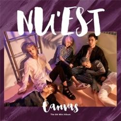 "[PRE-ORDER] Nu'est - 5th Mini Album ""CANVAS"""
