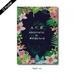 "[PRE-ORDER] A.C.E - Repackage Album ""A.C.E ADVENTURES IN WONDERLAND"" (Night Ver.)"