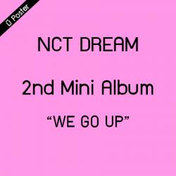 "[PRE-ORDER] NCT DREAM - 2nd Mini Album ""WE GO UP"""