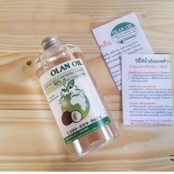 น้ำมันมะพร้าวสกัดเย็น 100% Virgin Coconut Oil ขนาด 500 ml