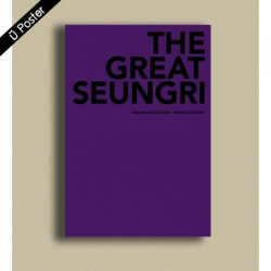 "[PRE-ORDER] SEUNGRI - Seungri 1st Solo Album ""THE GREAT SEUNGRI"" Making Collection (Limited Edition)"