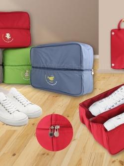 กระเป๋าจัดระเบียบรองเท้าเอนกประสงค์