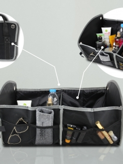 กระเป๋าจัดระเบียบเอนกประสงค์พับเก็บได้