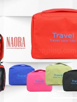 Travel Bag กระเป๋าจัดระเบียบอุปกรณ์อาบน้ำ