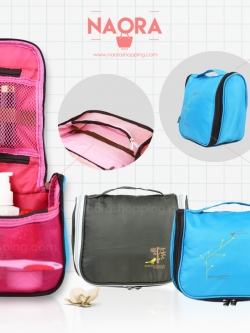 กระเป๋าอาบน้ำสีสันสดใส Shower Bag