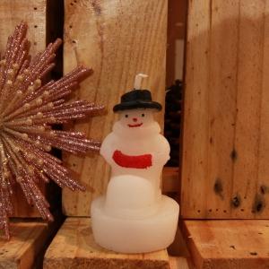 เทียน Snow Man 93.34 กรัม