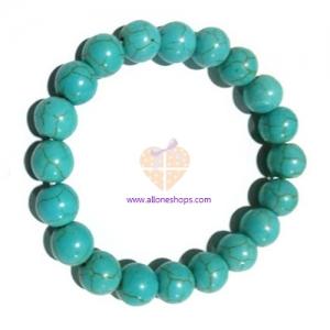 หินเทอร์ควอยส์ 10 มม./Turquoise 10 mm.