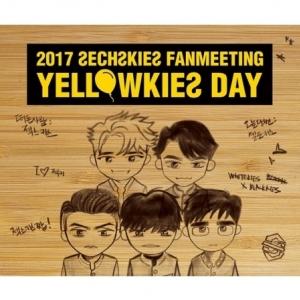 "[PRE-ORDER] SECHSKIES - 2017 SECHSKIES FANMEETING ""YELLOWKIES DAY"" USB PACKAGE"
