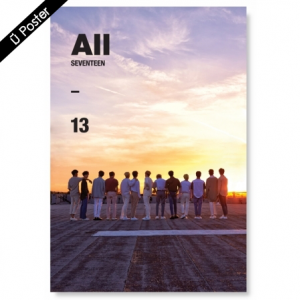 """[PRE-ORDER] SEVENTEEN - 4th Mini Album """"AL1"""" (Ver.3 ALL [13])"""