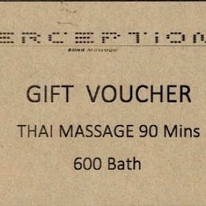 Thai massage 90 mins