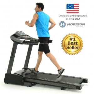 ลู่วิ่งไฟฟ้า Horizon Treadmill Paragon 5s