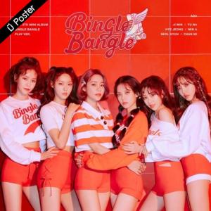 """[PRE-ORDER] AOA - 5th Mini Album """"BINGLE BANGLE"""" (PLAY VER.)"""