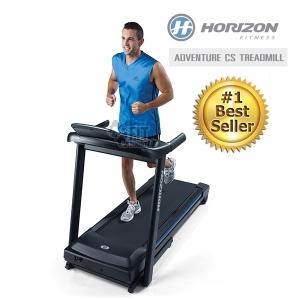 ลู่วิ่งไฟฟ้า Horizon Treadmill Adventure CS