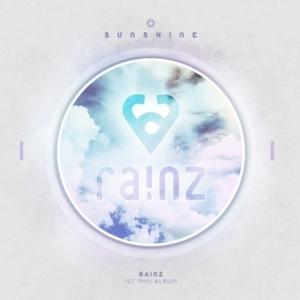 """[PRE-ORDER] RAINZ - 1st Mini Album """"SUNSHINE"""""""