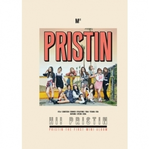 """[PRE-ORDER] PRISTIN - 1st Mini Album """"HI! PRISTIN"""" (A Ver. / Prismatic Ver.)"""