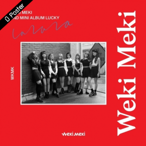 "[PRE-ORDER] WEKI MEKI - 2nd Mini Album ""LUCKY"" (WEKI VER.)"