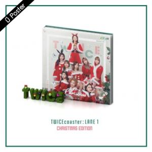 "[PRE-ORDER] TWICE - 3rd Mini Album ""TWICECOASTER : LANE 1"" (Christmas Edition)"