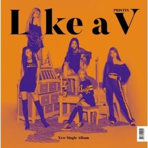 "[PRE-ORDER] PRISTIN V - 1st Single Album ""LIKE A V"""