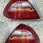 ไฟท้าย BENZ E-CLASS W211 03-09 ขาวแดง LED (V.2)