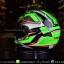 หมวกกันน็อคRider รุ่น Vision X สี Space Green thumbnail 6