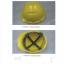 หมวกนิรภัย safety Helmet C-50 Vent Cap โครงรองในปรับเลื่อน สายรัดคาง 4 จุด thumbnail 6
