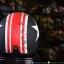 หมวกกันน็อคคลาสสิก 5เป๊ก (มีแว่น) สี Star Dust ดำด้าน thumbnail 4