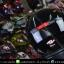 หมวกกันน็อคReal รุ่น Tornado สีดำเงา thumbnail 6