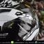 หมวกกันน็อค LS2 รุ่น FF320 STREAM EVO BLACK WHITE TITANIUM thumbnail 5