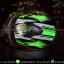 หมวกกันน็อคRider รุ่น Vision X สี Space Green thumbnail 7