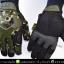 ถุงมือทหาร สีเขียวลายพราง thumbnail 2