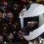 หมวกกันน็อคRider รุ่น Vision X สีขาว thumbnail 3