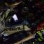 หมวกกันน็อคReal รุ่น VENGER KAZAR สีดำ-กากี thumbnail 3